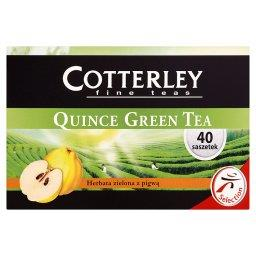 Herbata zielona z pigwą 40 saszetek