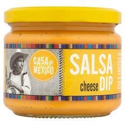 Salsa Cheese Dip
