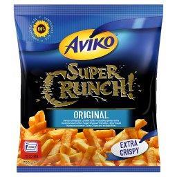 Super Crunch Original Bardzo chrupiące i proste frytki