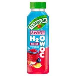 H2Owoc Napój malina winogrono jabłko borówka