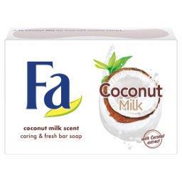Coconut Milk Mydło w kostce