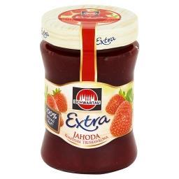 Extra Konfitura truskawkowa