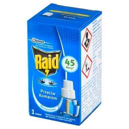 Płyn owadobójczy przeciw komarom zapas bezzapachowy