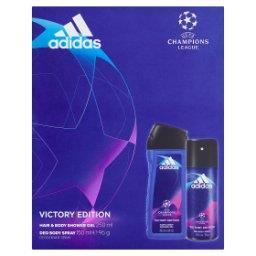 UEFA Champions League Victory Edition Zestaw kosmetyków dla mężczyzn
