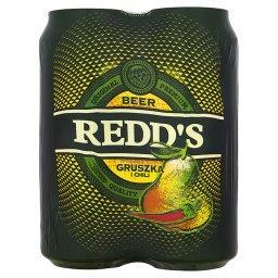 Piwo o smaku gruszki i chili