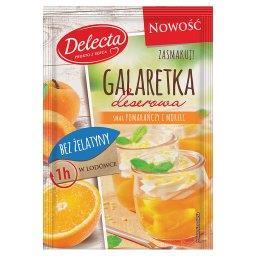 Galaretka deserowa smak pomarańczy i moreli