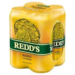 Piwo smak mango i cytryna