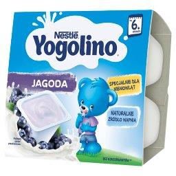Yogolino Deserek mleczno-owocowy jagoda po 6 miesiąc...