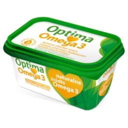 Omega 3 Margaryna o zawartości trzech czwartych tłus...