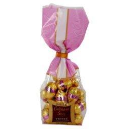 Jajeczka trufle oblane czekoladą deserową