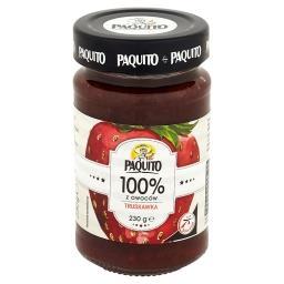 100% z owoców Truskawka Produkt owocowy