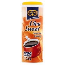 Viva Sweet Słodzik stołowy w tabletkach  (1200 tabletek)
