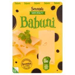 Ser żółty Babuni