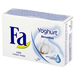 Yoghurt Sensitive Kremowe mydło w kostce