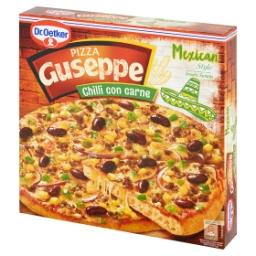 Guseppe Pizza Chilli con carne