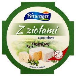 Z ziołami camembert Ser