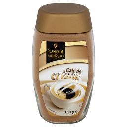 Café de crème Kawa rozpuszczalna