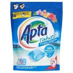 Skoncentrowany płyn do prania w rozpuszczalnych kapsułkach