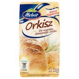 Orkisz do wypieku domowego chleba