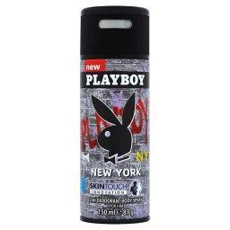 New York Dezodorant w sprayu dla mężczyzn