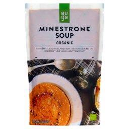 Ekologiczna zupa warzywna minestrone