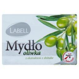 Mydło oliwka z ekstraktem z shiitake