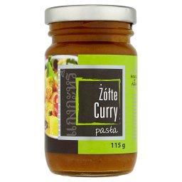 Żółte curry Pasta