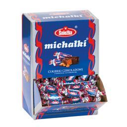 Cukierki czekoladowe Michałki