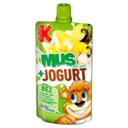 Mus + Jogurt jabłko banan
