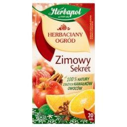 Herbaciany Ogród Zimowy Sekret Herbatka owocowo-ziołowa 60 g (20 torebek)