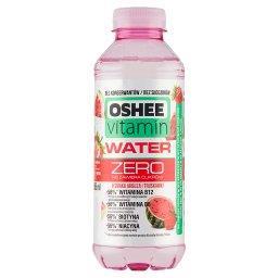 Vitamin Water Zero Niegazowany napój o smaku arbuza ...