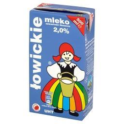 Mleko łowickie UHT 2,0%