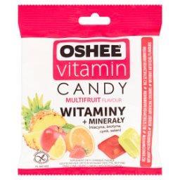 Vitamin Candy Suplement diety Karmelki twarde o smaku wieloowocowym