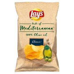 Taste of Mediterranean Chipsy ziemniaczane solone