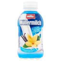 Milch Napój mleczny o smaku waniliowym