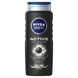 MEN Active Clean Żel pod prysznic