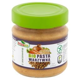 Bio pasta warzywna z soczewicą
