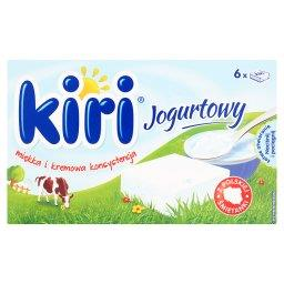 Jogurtowy Ser topiony  (6 porcji)