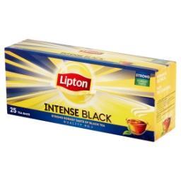 Intense Black Herbata czarna  (25 torebek)