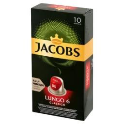 Lungo Classico Kawa mielona w kapsułkach  (10 sztuk)
