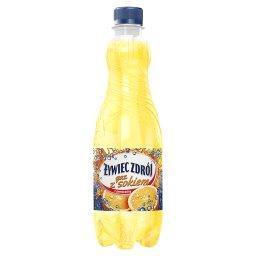 Gaz z sokiem z pomarańczy Napój gazowany
