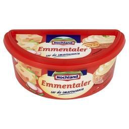 Emmentaler Ser topiony