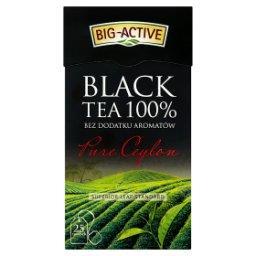 Pure Ceylon Herbata czarna 100% 50 g (25 torebek)