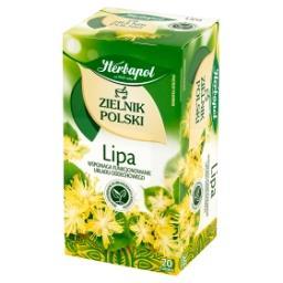 Zielnik Polski Herbatka ziołowa lipa 30 g