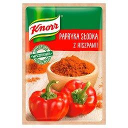 Papryka słodka z Hiszpanii