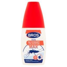 Płyn na komary i kleszcze max