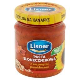 Pasta słonecznikowa z suszonymi pomidorami