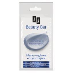 Beauty Bar maska węglowa oczyszczająca 8 ml