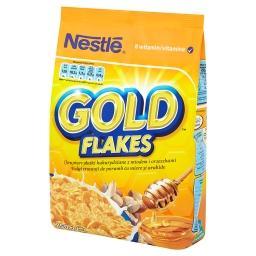 Corn Flakes Miód i orzeszki Płatki śniadaniowe z miodem i orzeszkami