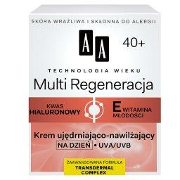 Technologia Wieku 40+ Multi Regeneracja Krem ujędrniająco-nawilżający na dzień